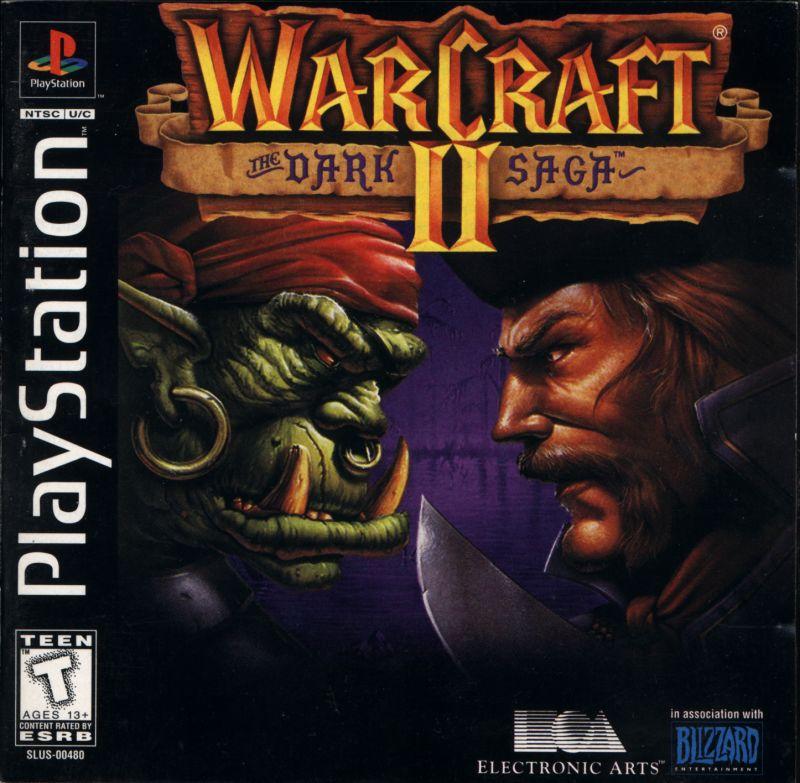Warcraft Ii The Dark Saga Ntsc U Iso Psx Isos Emuparadise